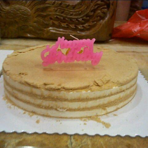 十分感谢今天做的木糠蛋糕的做法