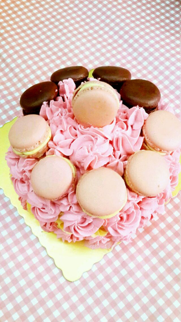 幸福小猪5做的小马蛋糕的做法