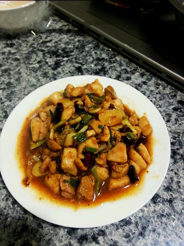 tracydai2012的宫保鸡丁做法的学习成果照 豆果美食