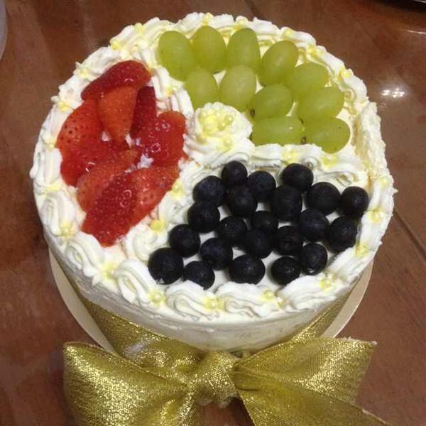 水果动物造型蛋糕做法大全