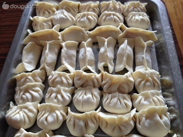 饺子的10种包法图片