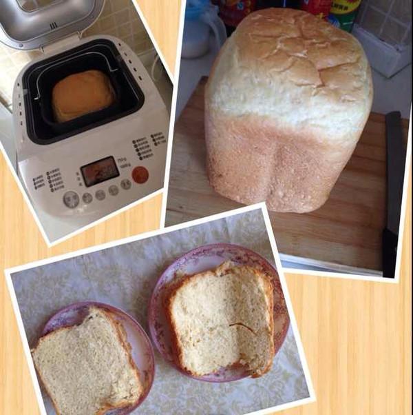 我是jjj做的面包机版全麦面包的做法