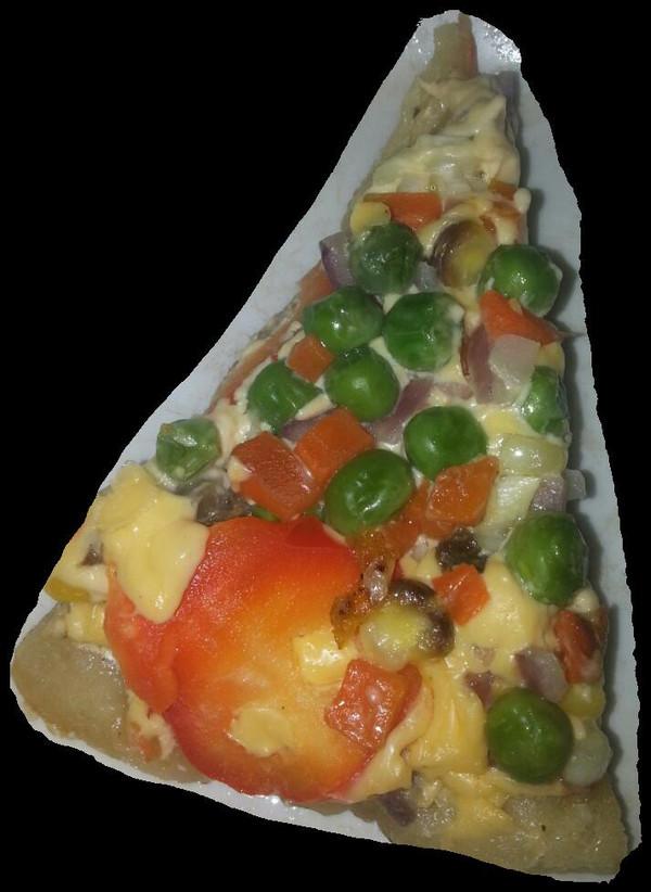 素叶的电饼铛披萨的做法做法的学习成果照
