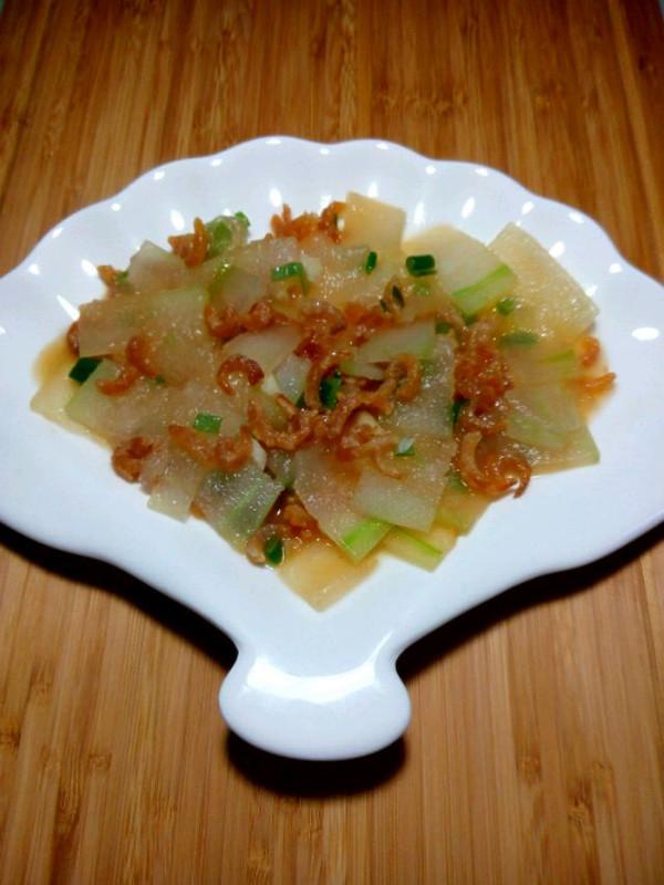 用在优食汇买的长岛金钩海米做的,味道真的好鲜美,多吃海米补钙哦!