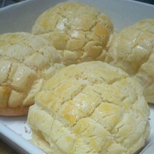 港式香酥菠萝包—超详细的步骤