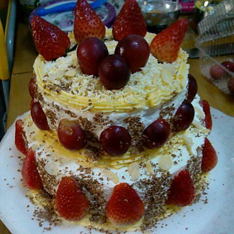 我的第二个蛋糕就这么高端大气上澄次呵呵图片