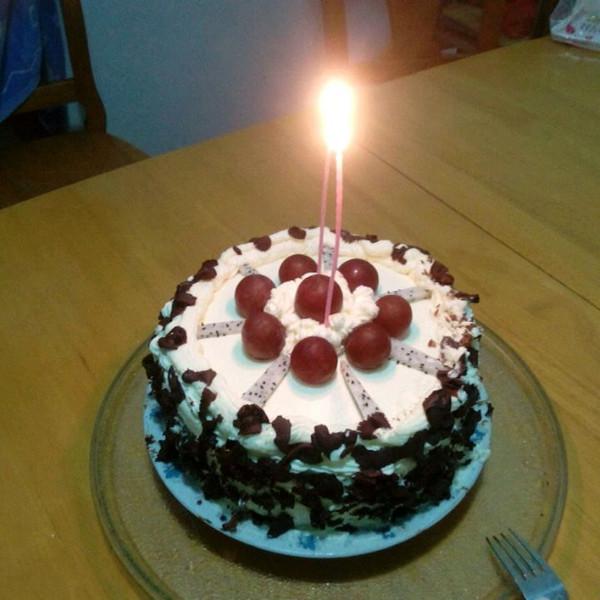 蛋糕制作方法步骤