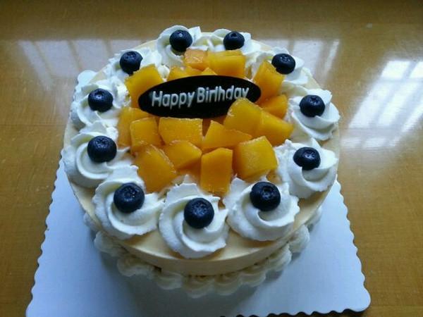 小雨367的芒果慕斯蛋糕六寸做法的学习成果照