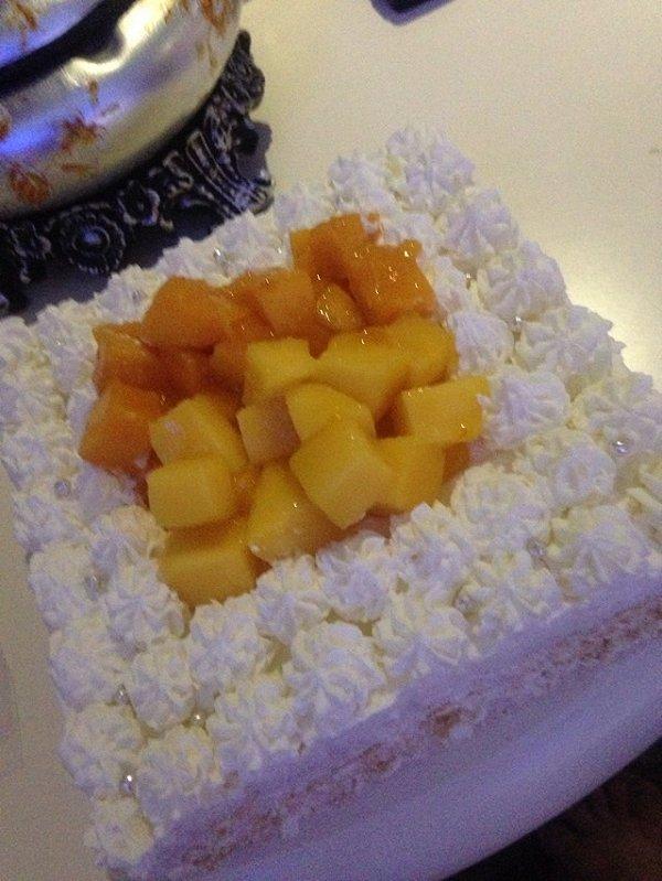 羊咩5的木糠蛋糕做法的学习成果照