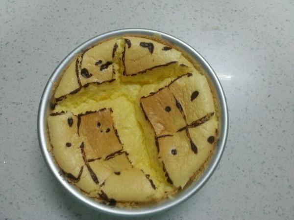 骨灰级胖吃货的大理石花纹芝士蛋糕做法的学习成果照