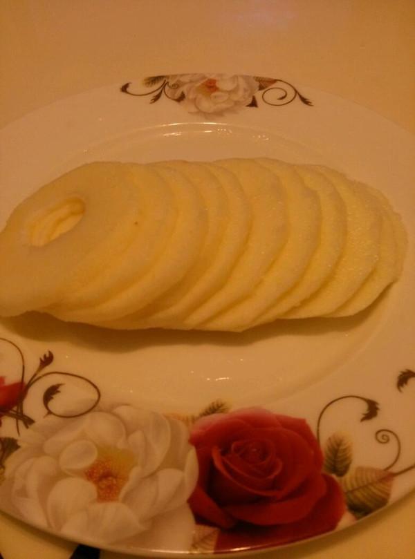 蓝小猪的 苹果天鹅 手把手教你拼盘装饰 做法的学习成果照 豆果美食