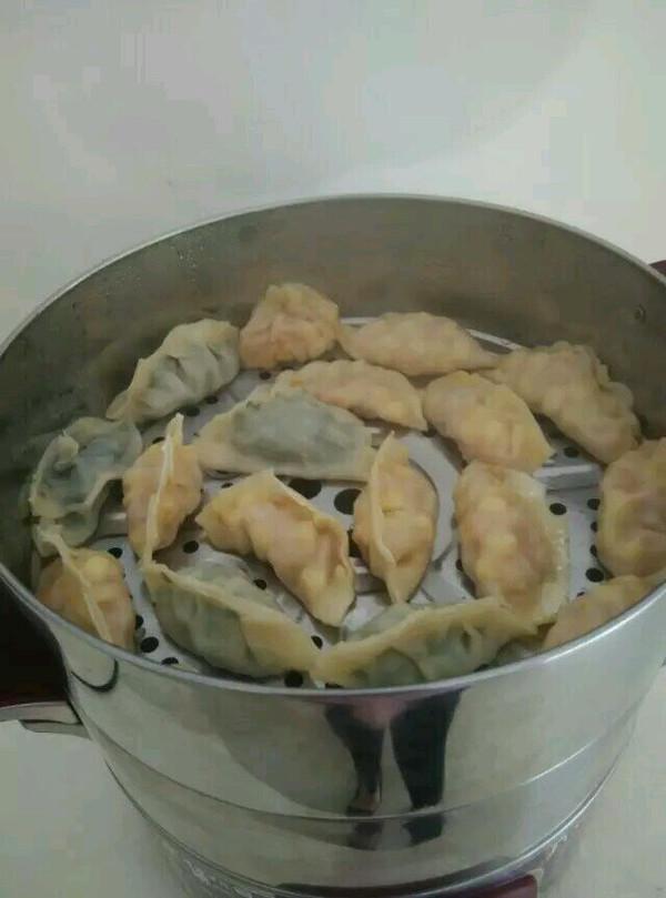 各种形状的饺子都出来
