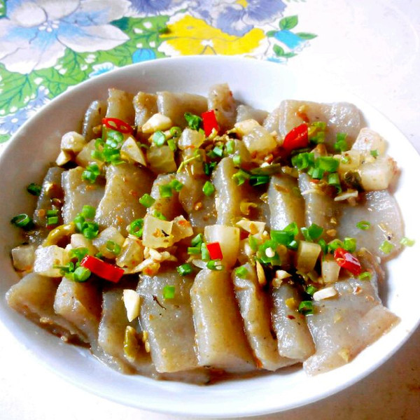 魔芋豆腐的做法,魔芋豆腐怎么做好吃,魔芋豆腐的家常
