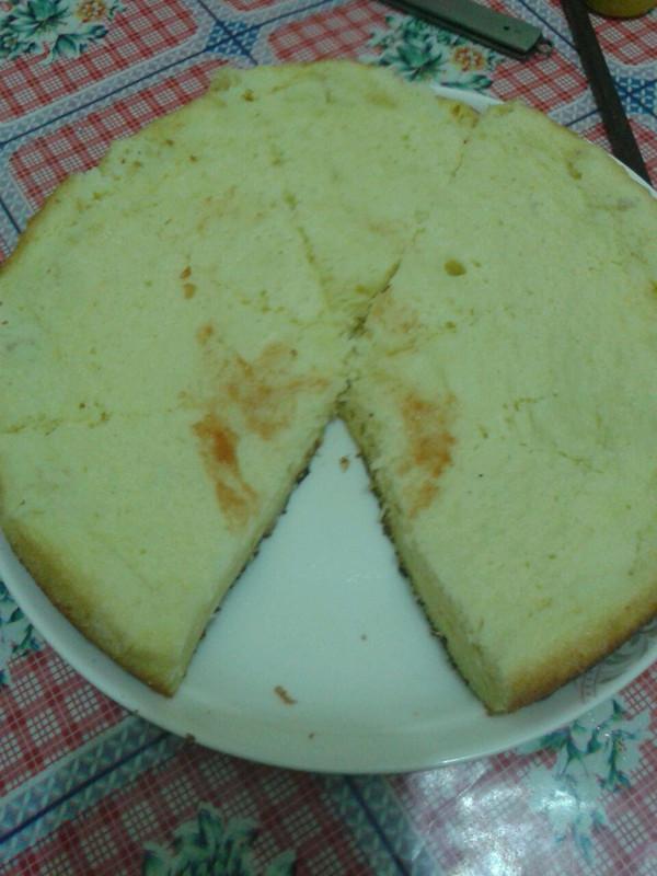 自己做蛋糕需要