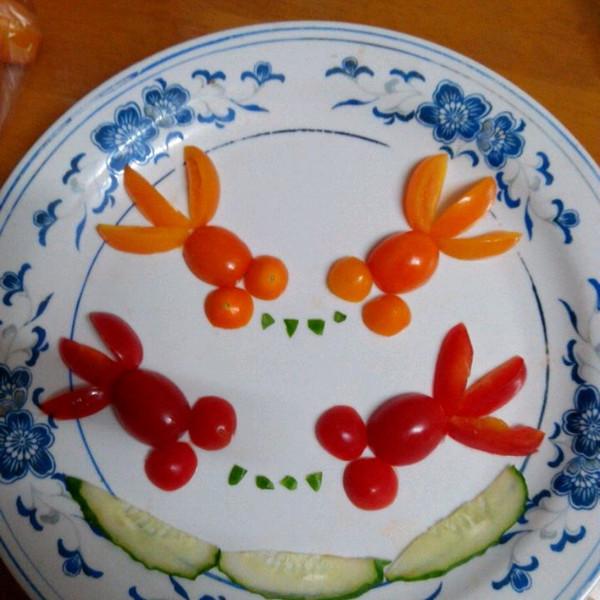 玉莹2323做的简单水果拼盘的做法