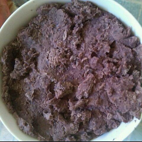 煮红豆 豆沙馅的做法