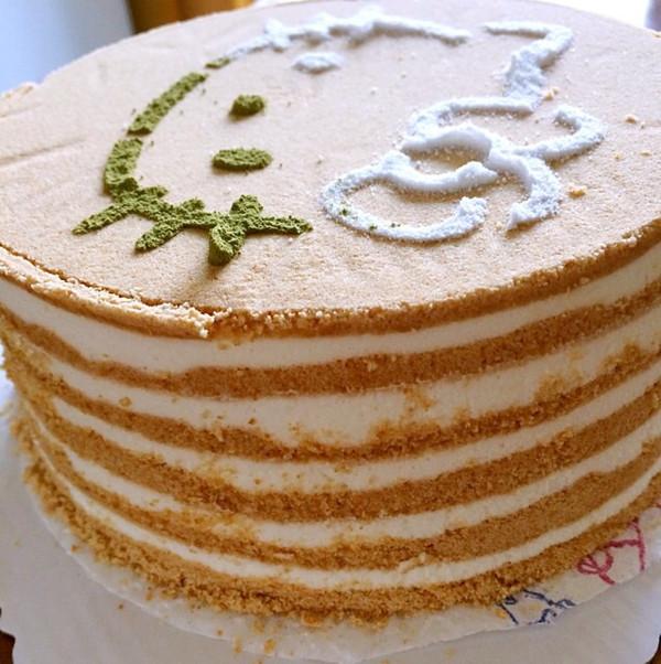 潇潇菲菲做的*木糠蛋糕杯*的做法