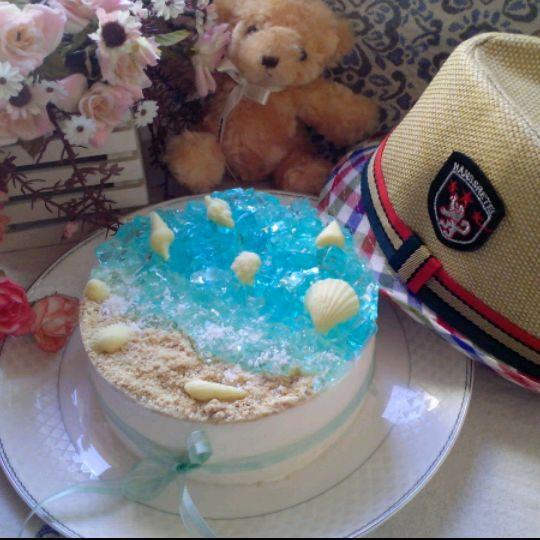 可爱大粑粑蛋糕