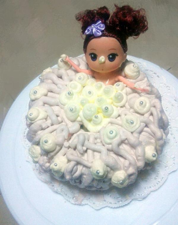 蛋糕做法的学习成果照