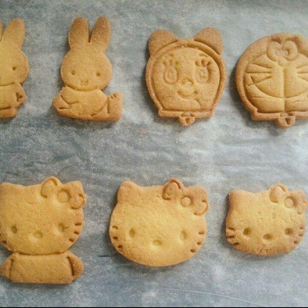 奇造型饼干的做法