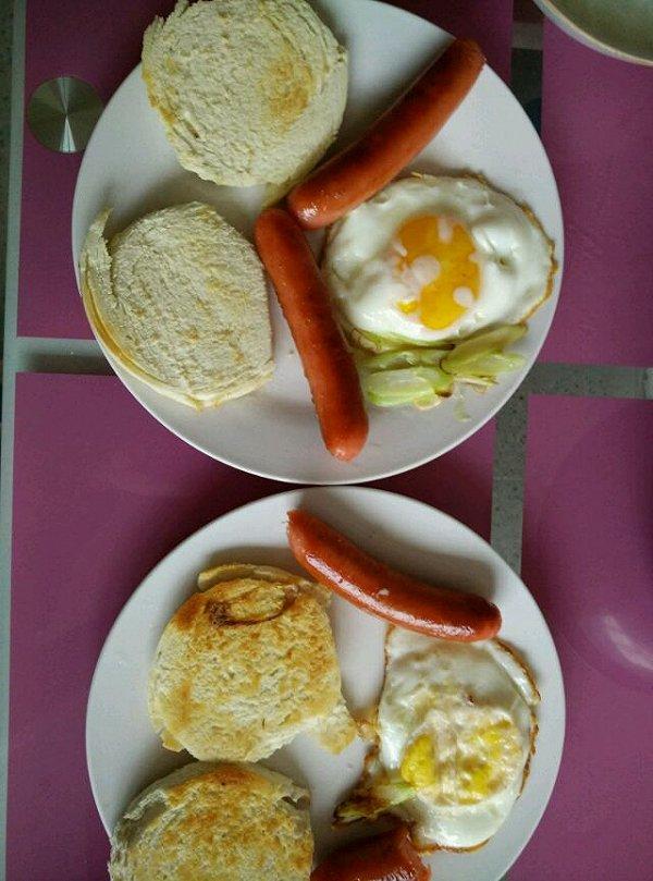 爱美食爱厨房77的爱心早餐做法的学习成果照_豆果美食