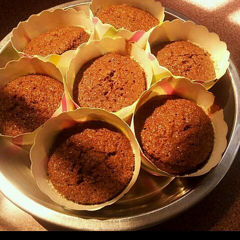 巧克力麦芬蛋糕(中岛老师的烘焙教室)
