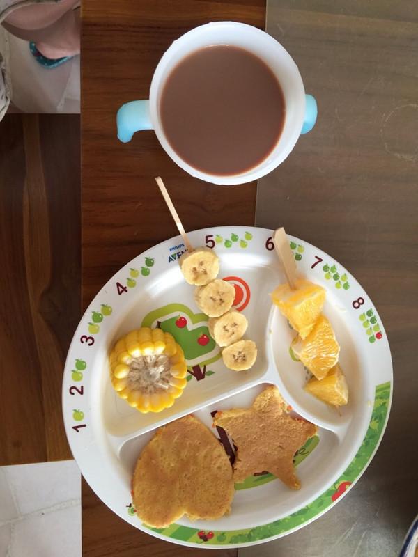 irene58的儿童早餐做法的学习成果照
