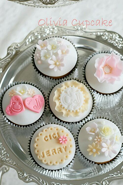 小清新可爱甜品图片