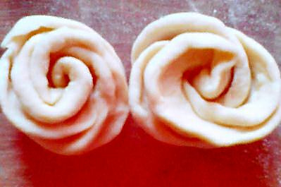 创意馒头-超逼真玫瑰花-详图解
