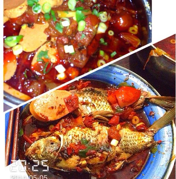 木子鱼太太做的蕃茄鱼的做法_豆果美食