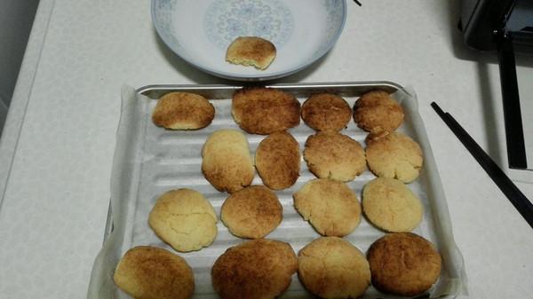 喵咪子做的曲奇饼干的做法(烤箱做曲奇)的做法