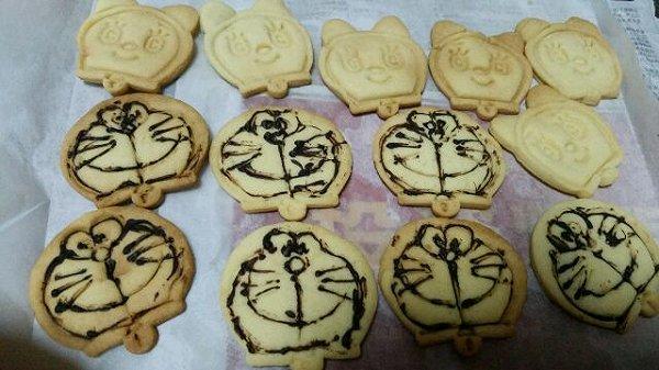 超级可爱的动物饼干的做法