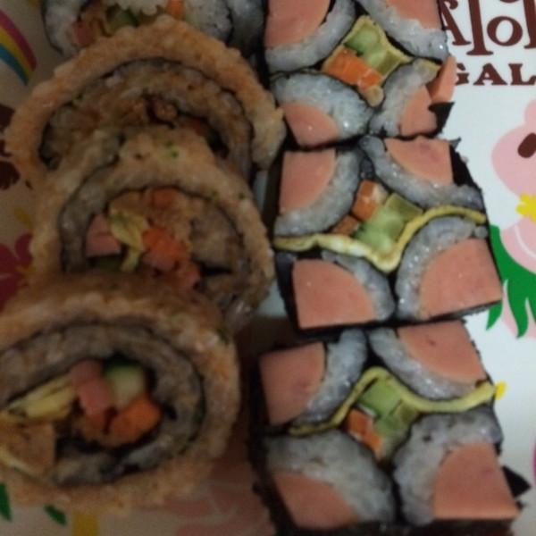 婷婷85211做的寿司的做法