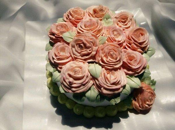 裱花蛋糕的做法 云南哪里可以学蛋糕 什么地方