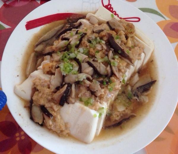 水瓶小妖精做的肉蒸美食的豆腐_豆果美食做法附近上海植物园图片