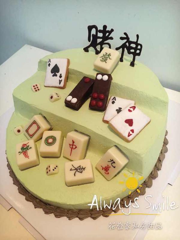 花卷家私房甜品的花卷家的蛋糕们做法的学习成果照