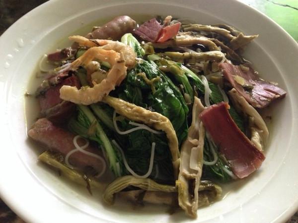 ing做的小锅三鲜米线的做法 豆果美食