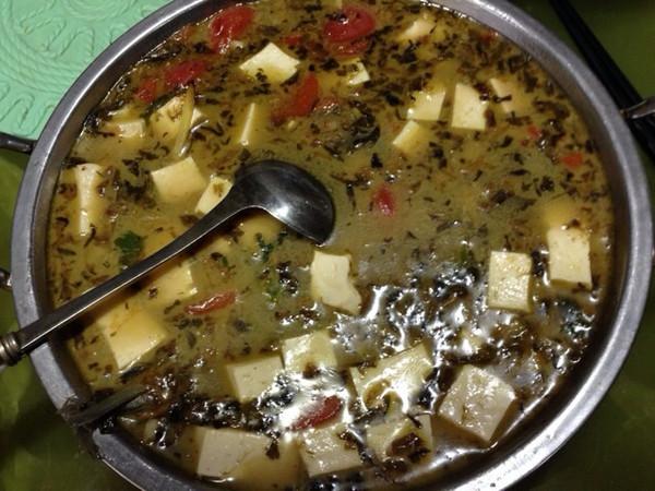 郭莲儿做的鲫鱼豆腐汤的做法