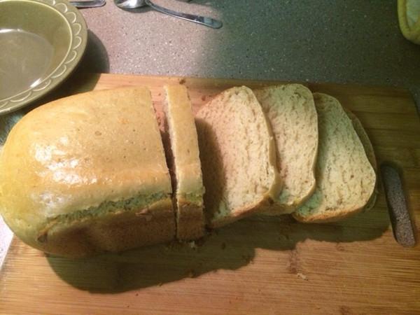 古*云做的面包机做面包的做法
