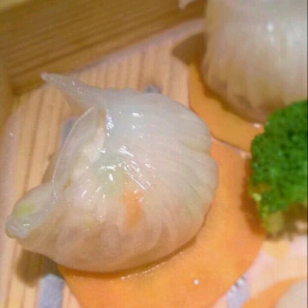 陈斯筠做的水晶虾饺的做法