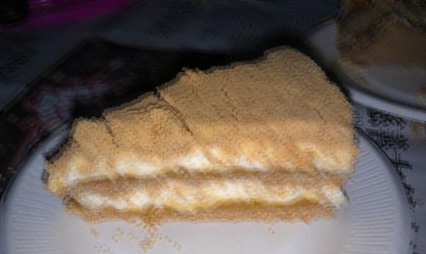 靓靓琳姐做的木糠蛋糕的做法