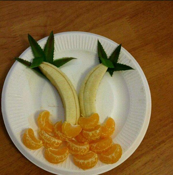 吃货卡哇伊的水果拼盘做法的学习成果照