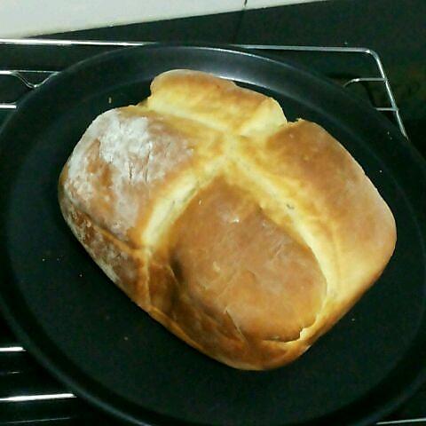 珍惜oo做的欧式牛奶面包的做法