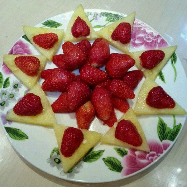 水果拼盘最简单的做法