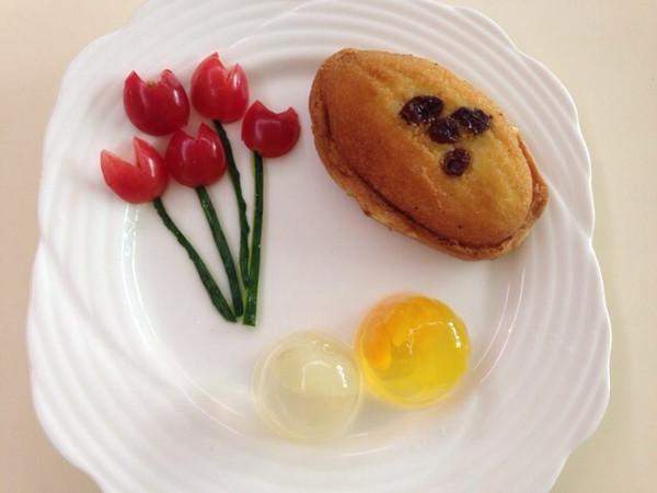 麦子小鹿做的儿童早餐的做法