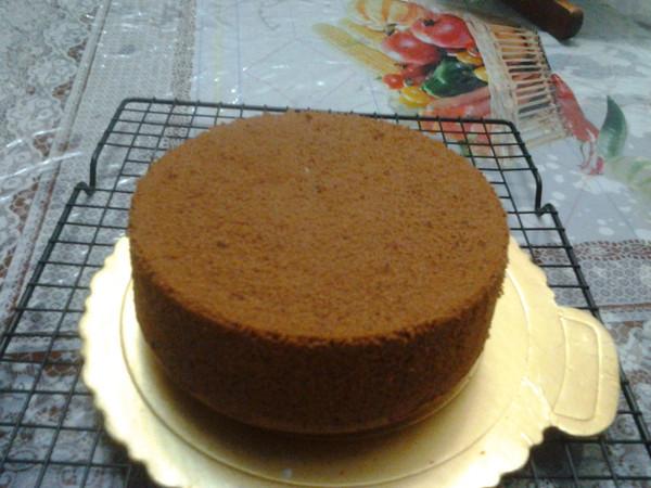 容易成功的分蛋海绵---巧克力海绵蛋糕