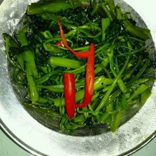 大家吃点健康的绿色素菜