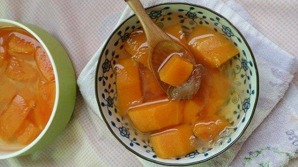 康妮陈做的木瓜炖燕窝的做法