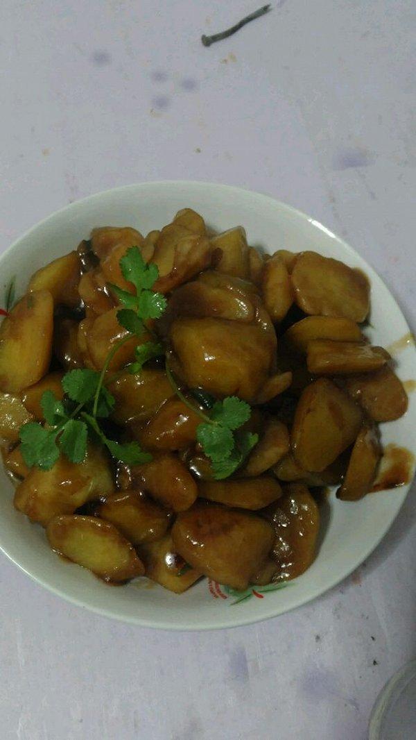 史明叶的红烧土豆做法的学习成果照_豆果美食