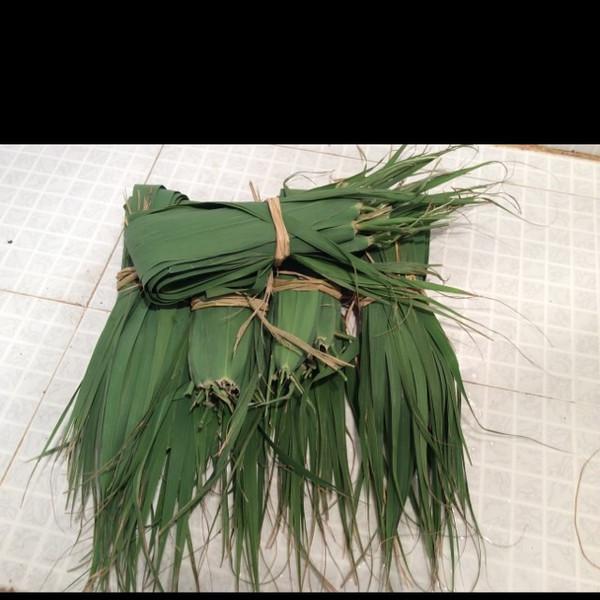 醉人胭脂做的芦苇叶的做法